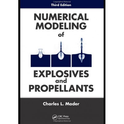 Numerical Modeling of Explosive Propellants