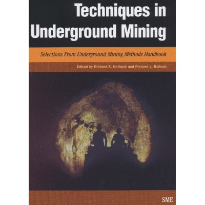 Techniques in Underground Mining: Sections