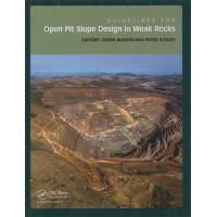 Guidelines for Open Pit Slope Design in Weak Rock