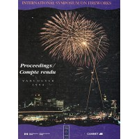 Proceedings of the International Symposium on Fireworks 1994