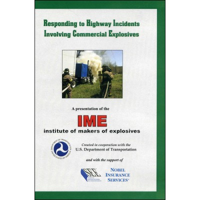 Responding to Highway Incidents Involving Commercial Explosives