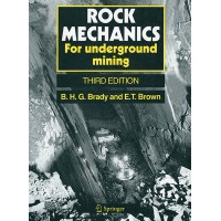 Rock Mechanics for Underground Mining