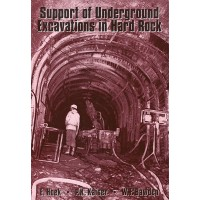 Support of Underground Excavation in Hard Rock