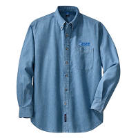 Denim Shirt - Long Sleeve