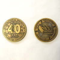 40th Anniversary Commemorative Coin
