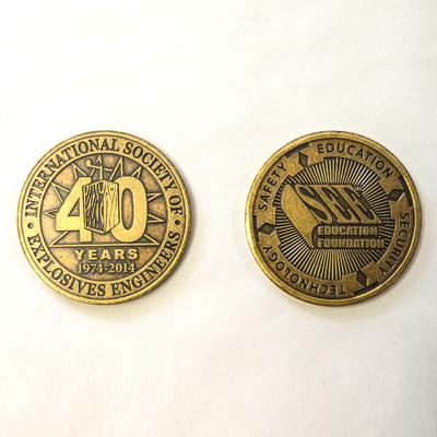 40th Anniversary Commemorative Coin