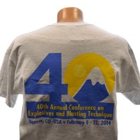 40th Annual Conference Short Sleeve