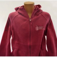 Women's Columbia Hooded Fleece Jacket