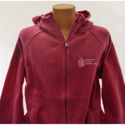 Women's Columbia Hooded Fleece Jacket