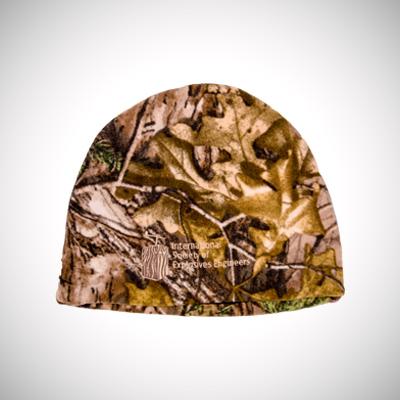Camouflage Fleece Beanie