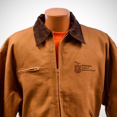 Cornerstone Duck Cloth Work Jacket