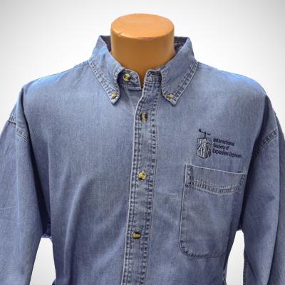 Denim Shirt - Long Sleeve