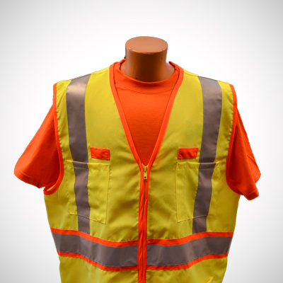 Safety Vest without Sleeves