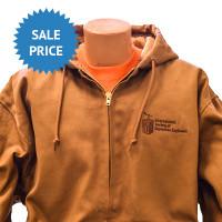 Cornerstone Duck Cloth Hooded Work Jacket