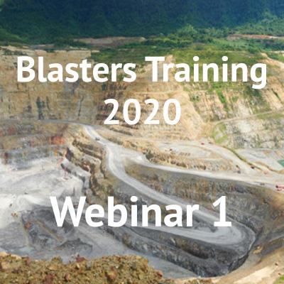 Blasters Training 2020 Webinar 1