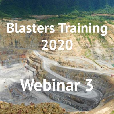 Blasters Training 2020 Webinar 3