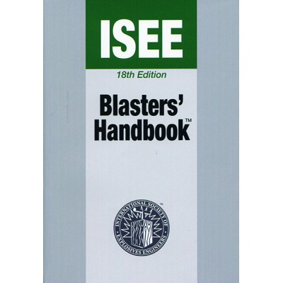 18th Edition Blasters' E-Handbook (Digital Download)