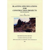 Blasting Specifications for Construction Projects
