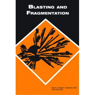 Blasting and Fragmentation Journal