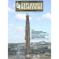 Journal of Explosives Engineering - 1 Year Subscription (International)