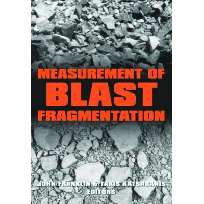 Measurement of Blast Fragmentation