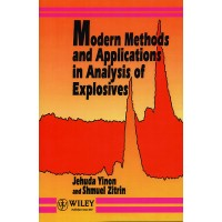 Modern Methods and Applications in Analysis of Explosives