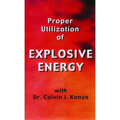 Proper Utilization of Explosive Energy