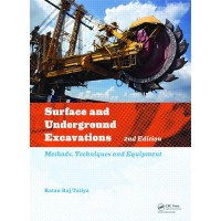 Surface and Underground Excavations: Methods, Techniques and Equipment, Second Edition